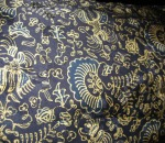 Batik Indramayu Serumpun Jahe
